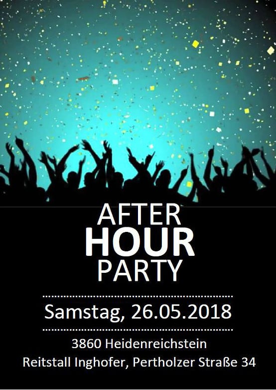 After Hour Party